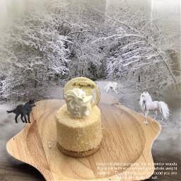 cake dessert delicious freetoedit