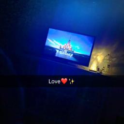 myroom love night disney lights