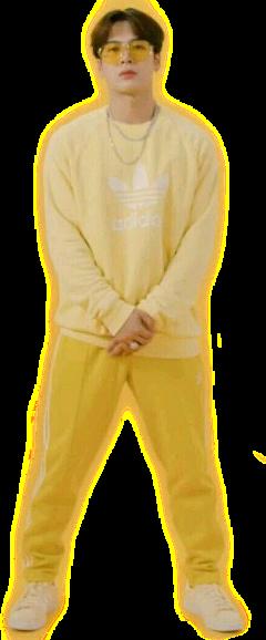 freetoedit wangjackson jackson yellow got7