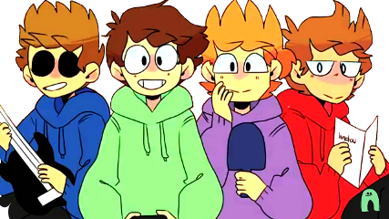 eddsworld edd tom matt tord