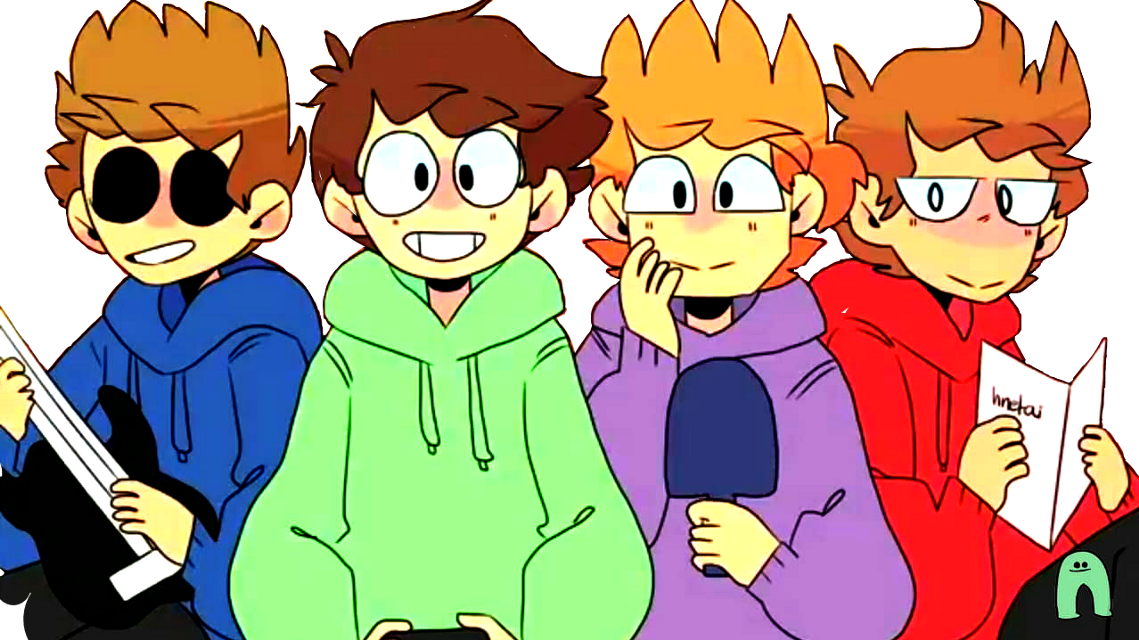#eddsworld #edd #tom #matt #tord