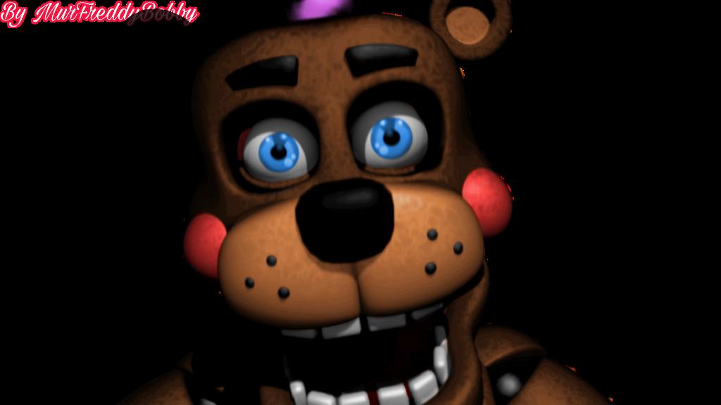 Rockstar Freddy Jumpscare in FFPS / FNAF 6 (Fan-Made)
