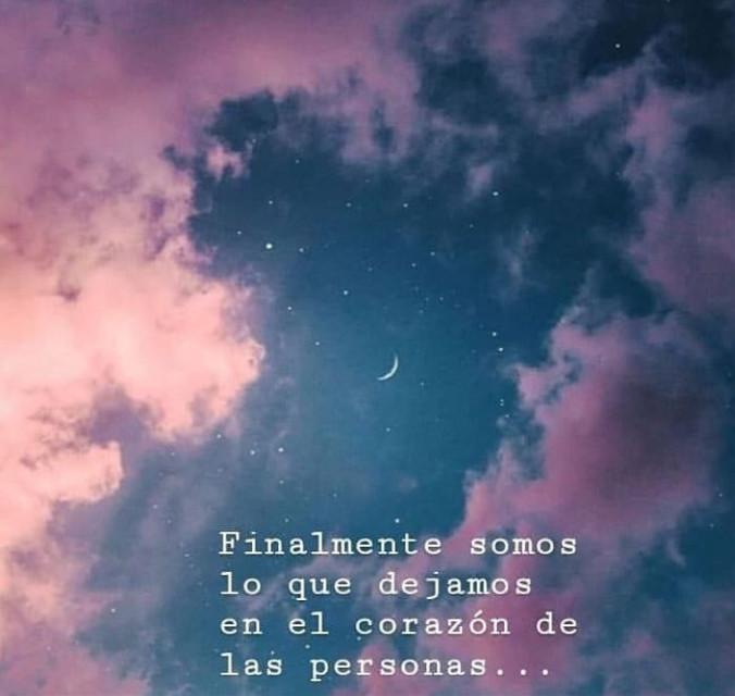 No hay más... Ojalá puedan estar tranquilos del corazón. ☺️