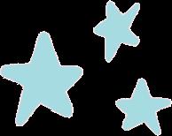 blue turquoise bluestars stars freetoedit