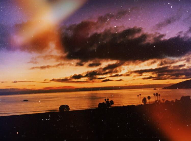 Sunsets are my favorite. ❤️   #freetoedit #sunset #beach #pismo #pismobeach #wedding #filter #ocean #beautiful #view