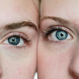 eye eyes face people freetoedit