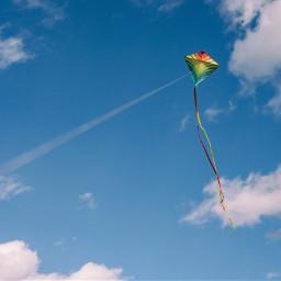 kite kites sky freetoedit