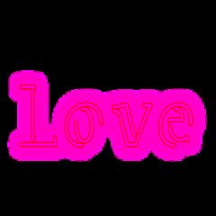 love neon neonlove ftestickers valentinesday ftepink freetoedit