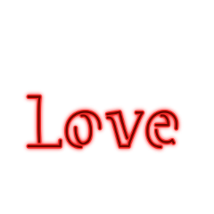 love neon neonlove ftestickers valentinesday ftered freetoedit