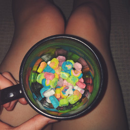 freetoedit luckycharms cereal artsy photography