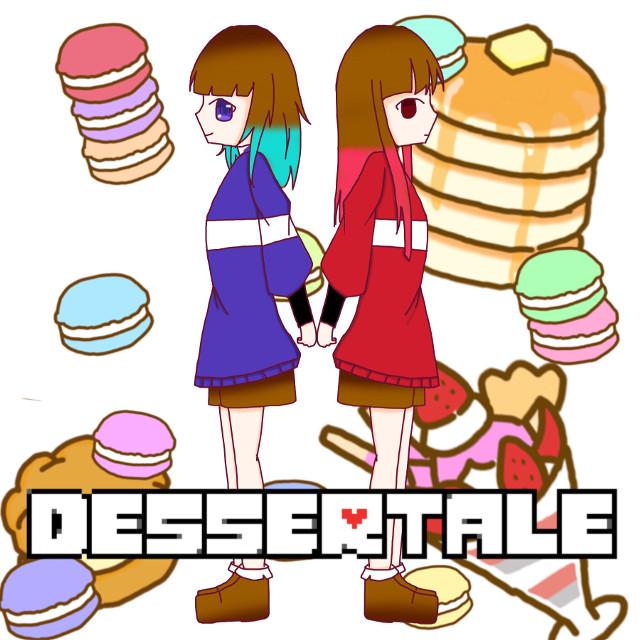 #freetoedit #dessertale #undertaleau