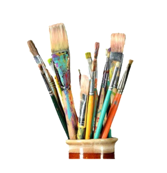 #paintbrushes #art #pngs #png #lovely_pngs #usewithcredit #freetoedit