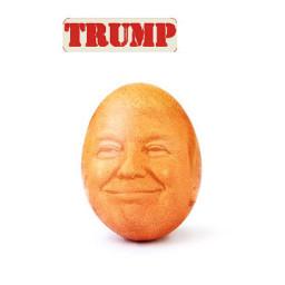 trump egg remixit freetoedit