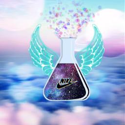 freetoedit nike potion sky unusual
