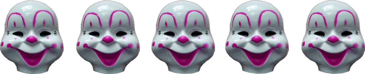 freetoedit tumblr clown clowncore banner