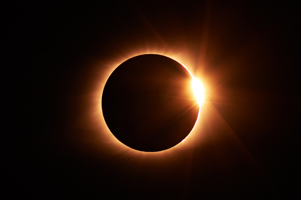 Add your own touch to this image. Unsplash (Public Domain) #eclipse #nature #backgrounds #background #freetoedit