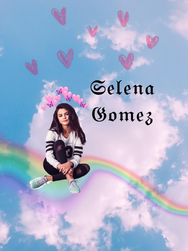 #freetoedit  🌷•Selena Gomez•🌷