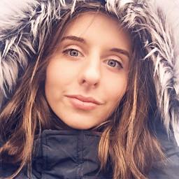 freetoedit cozy winter selfie colddays