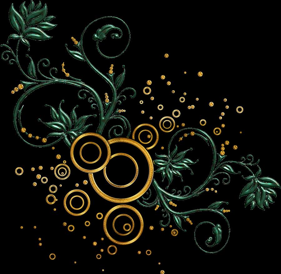 #vine #green #gold