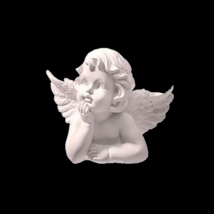 #cherub #angel #statue #angelcore #niche #nichememes #moodboards #aesthetic #png #filler #freetoedit