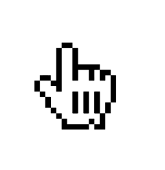 mouse pointer aesthetic cute art