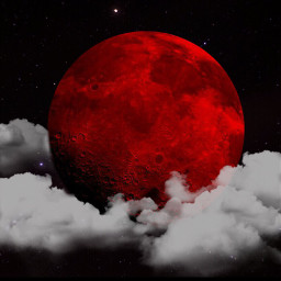 freetoedit bloodmoon lunareclipse lunareclipse2019 supermoon