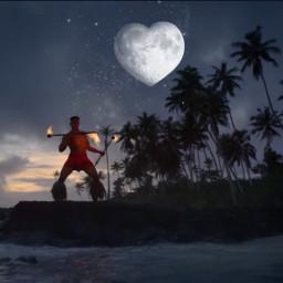 freetoedit lunareclipse2019 superbloodwolfmoon aytutulmasi