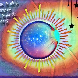 irctotallunareclipse totallunareclipse freetoedit moonart eclipsestickerremix