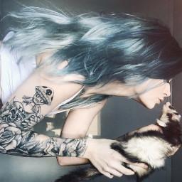 model alternativegirl alternativemodel altmodel kaylamorbid freetoedit