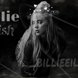 freetoedit fotoedit idol billieeilish new
