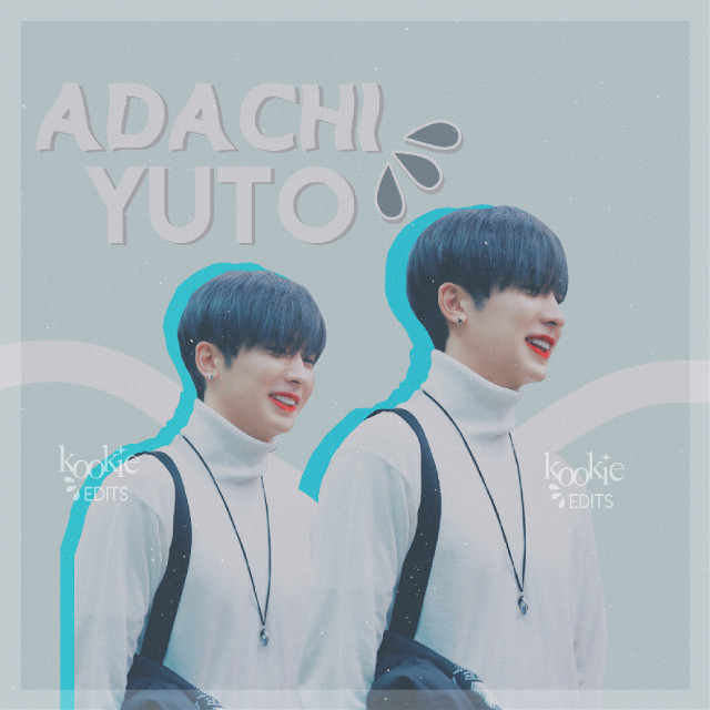 🐳;; P E N T A G O N - Y u t o 🐳;; Happy Yuto Day 💙 🐳;; I hope you like it   Me encanta Yuto cuando sonrie. UwU 💕      #freetoedit #pentagon #pentagonkpop #pentagonyuto #yutoadachi #adachiyuto #yuto #kpop #kpopedit #kpopaesthetic #aesthetic #happyyutoday