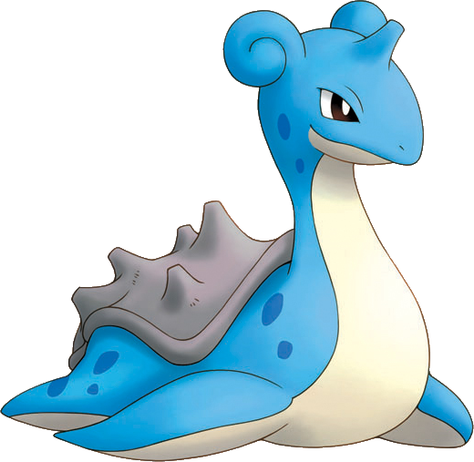 Lapras Dessin Pokémon Sticker By Mouloudiano
