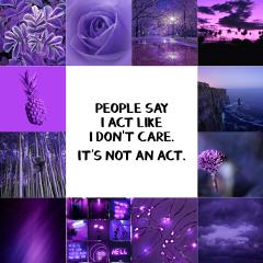freetoedit purple idc idontcare act