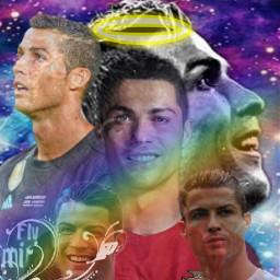 cristianoronaldo soccer god madeitbymyself iamproud freetoedit