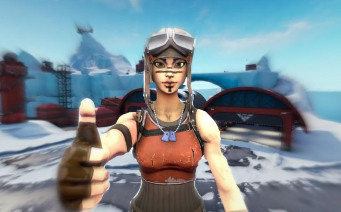 Poze Cu Fortnite Renegade Raider