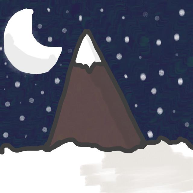 #popart #mountain