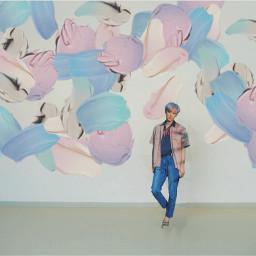freetoedit exo chanyeol kokobop museum