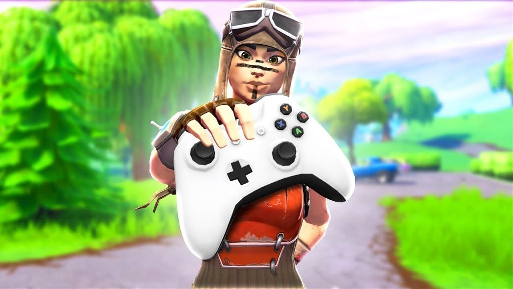 Fortnite Ps4 Controller Thumbnail