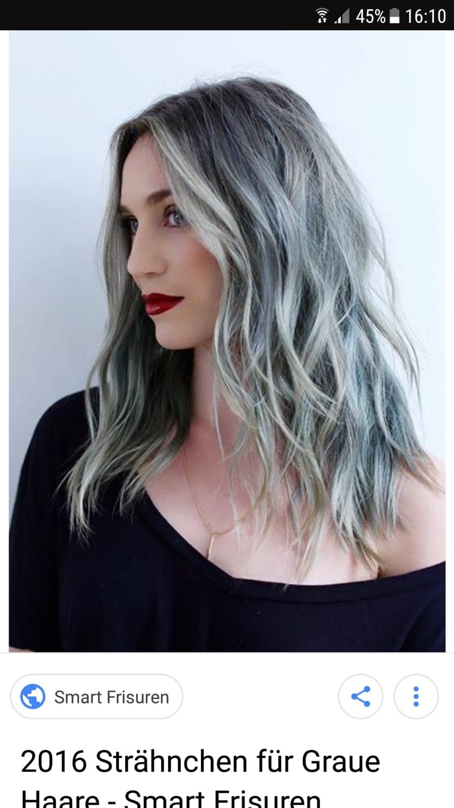 Graue 2016 frisuren haare Bilder Frisuren