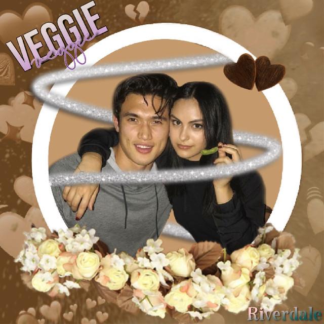 #riverdale #riverdaleedit #veggie #reggiemantle #veronicalodge #camilamendes #charlesmelton #fanedit