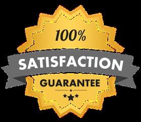 satisfaction satisfação 100% guarantee freetoedit