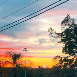 freetoedit art sunset