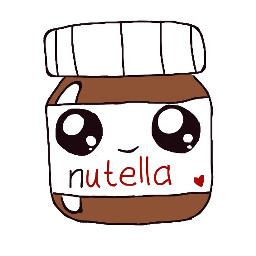 dcchocolate chocolate freetoedit nutella yummy