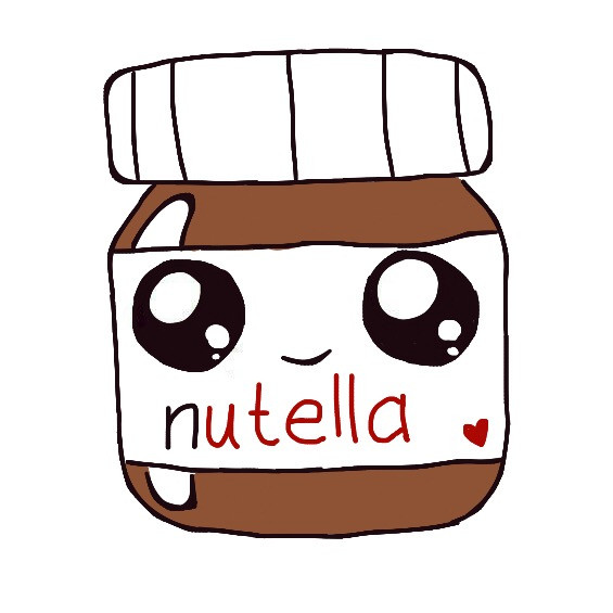 #freetoedit #nutella #chocolate #yummy