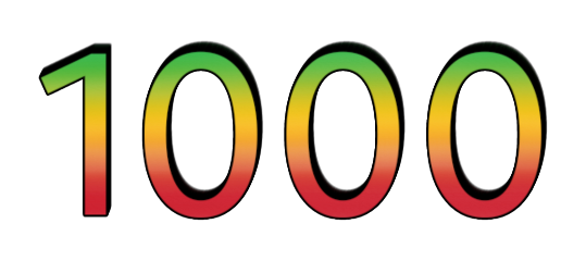 freetoedit 1000 mille 1000merci 1000thankyou ftestickers
