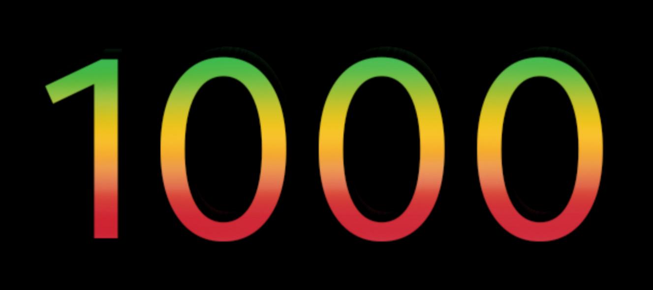 #1000 #Mille #mille #1000merci #1000thankyou #1000followers #1000abonnés #1000AbonnésYouTube #Youtube #1000FollowersYouTube #merci #thankyou  #rasta #reggae #reggaemusic #rastacolors #vertjaunerouge #greenyellowred #1000 #number1000 #nombre #chiffre #numero #ftestickers #aesthetic #overlay #shapes #dubrootsgirlcreation @dubrootsgirl74