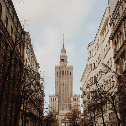 warsaw poland streetphotography buildingphotography building freetoedit