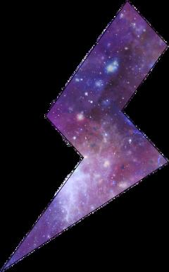 sclightnings lightnings galaxy lightning freetoedit