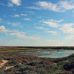 freetoedit nature naturalwaterreserve landscape bigsky