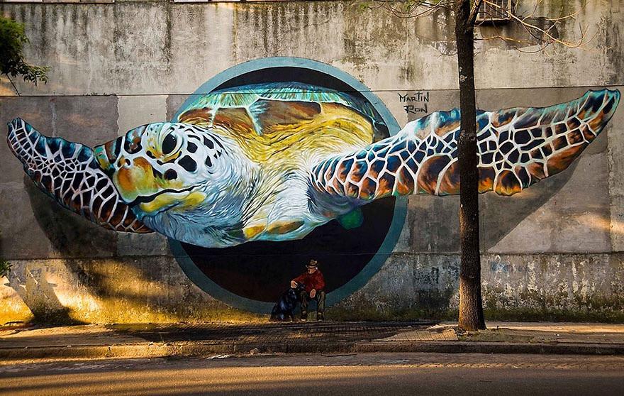 #walls #iliketurtles #turtle #graffiti